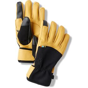 Smartwool Rękawiczki wiosenne, żółty/czarny